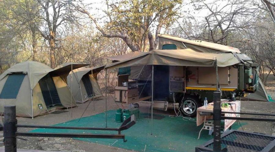 Marlothi Safari Camp Main